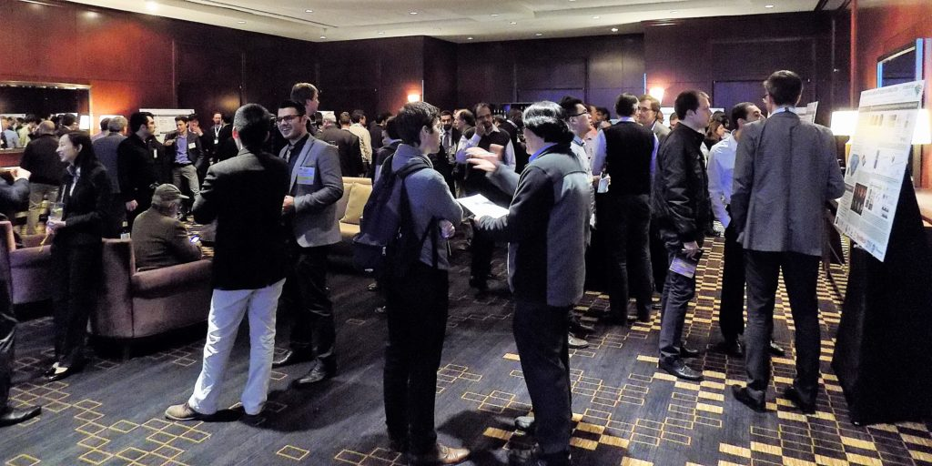 The Foundation CMG Chair Poster Session – Houston, Texas, USA at The Royal Sonesta Hotel