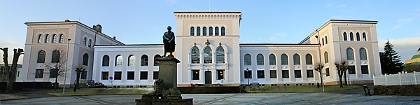 'Oil is Well' at University of Bergen, Norway