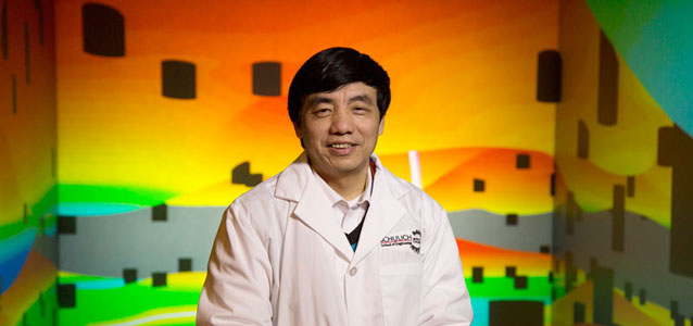 Dr. John Chen's Chair Renewal