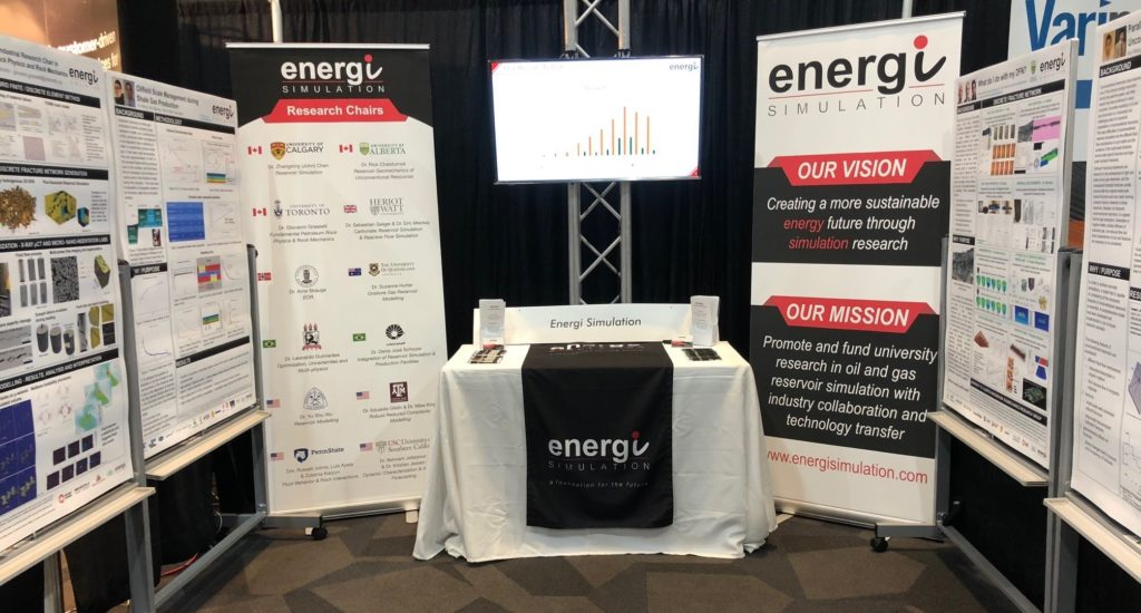 """Who, What, Why, How"" – Energi Simulation at the SPE Canada Unconventional Resources Conference"