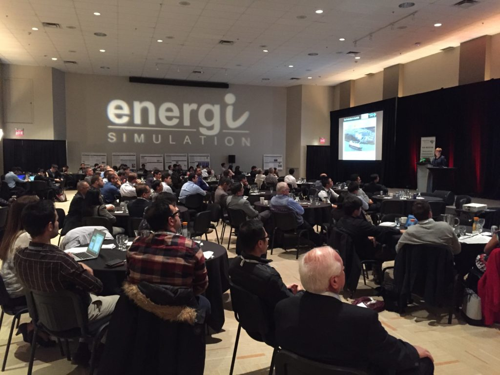 Energi Simulation Summit 2018 – October 2&3, 2018