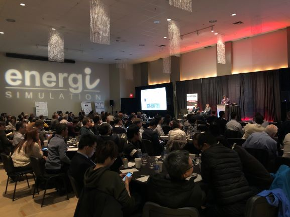 Energi Simulation Summit 2019 – October 3&4, 2019