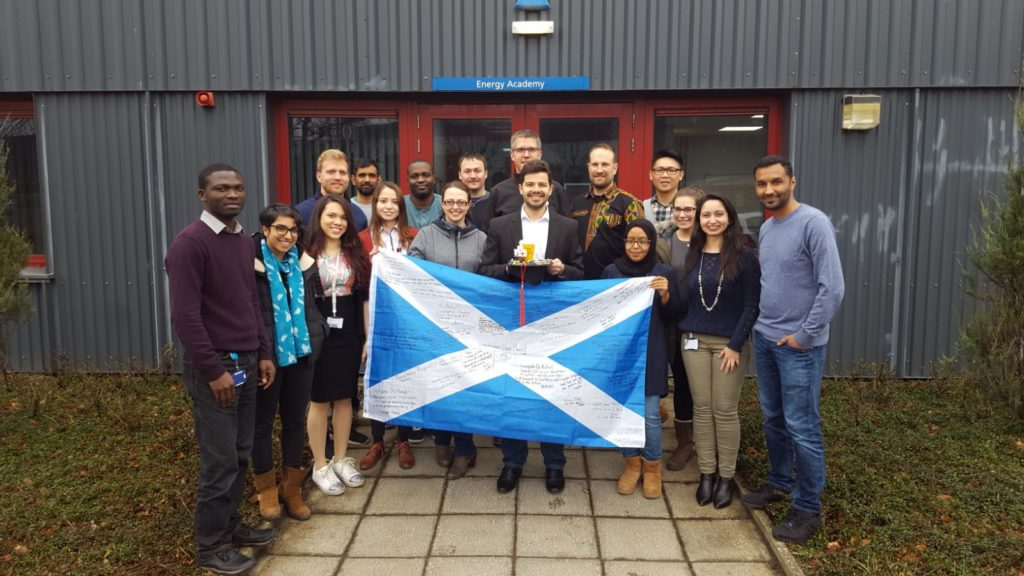My PhD journey at Heriot-Watt University