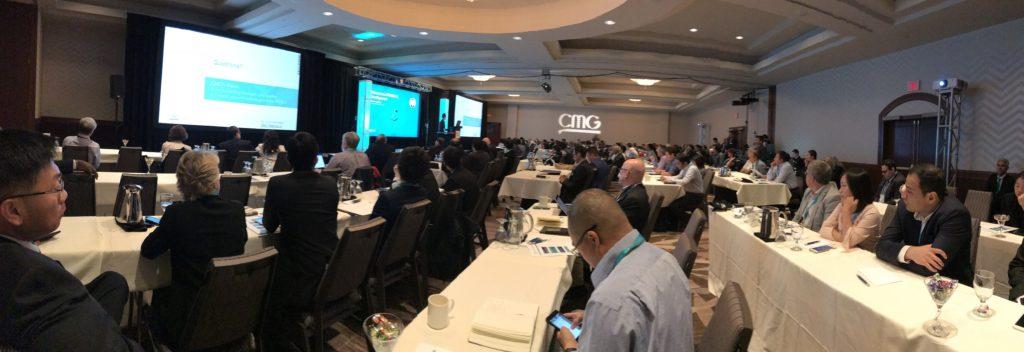 Energi Simulation at CMG Technical Symposium 2018