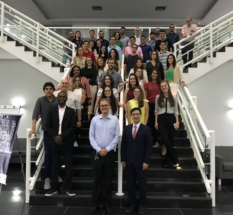 Dr. Leonardo Guimarães´ Energi Simulation Industrial Research Chair Renewed